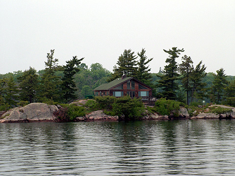 Canada Ontario Photos :: MarkJ :: Ontario.1000 Islands