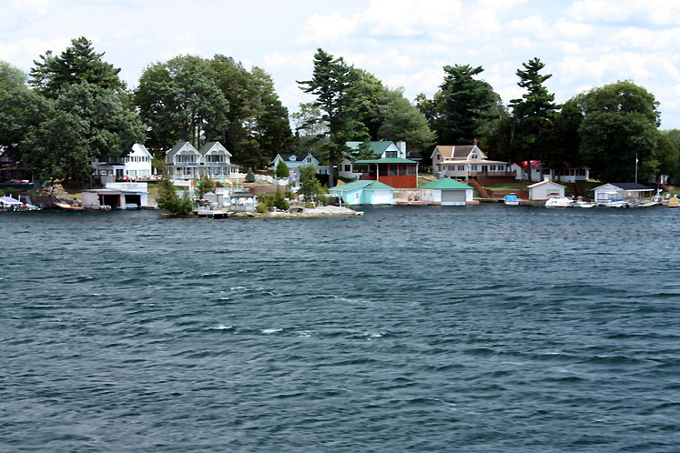 Canada Ontario Photos :: 1000 Islands :: Thousand islands