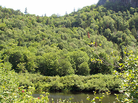 Canada Ontario Photos :: Agawa Canyon :: Ontario. Agawa Canyon