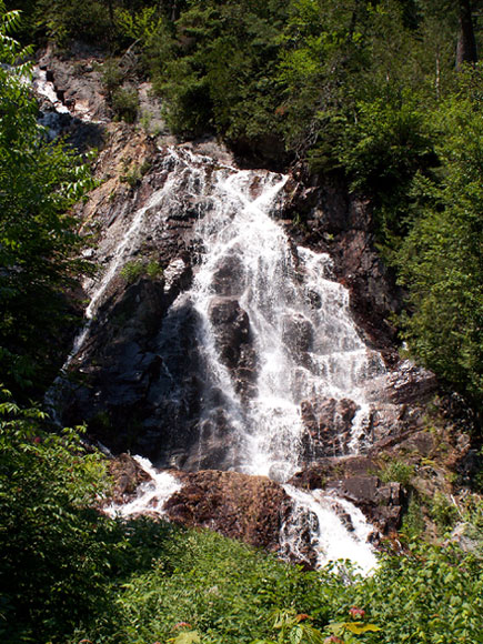 World Travel Photos :: Waterfalls :: Ontario. Agawa Canyon