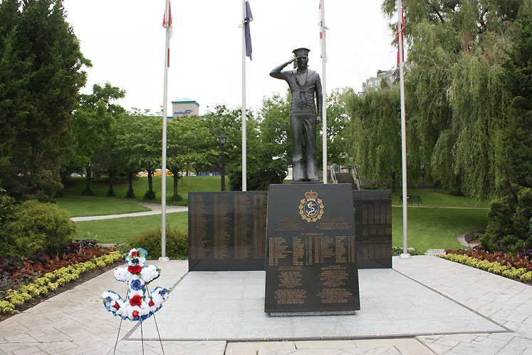 Canada Ontario Photos :: Burlington :: Burlington - a memorial