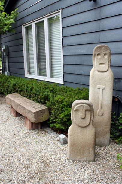 Canada Ontario Photos :: Burlington :: Ontario. Burlington - a sculpture garden