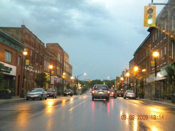 Canada Ontario Photos :: Collingwood :: Chasing the Storm