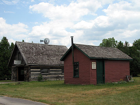 World Travel Photos :: Countryside :: Ontario. Country Heritage Park