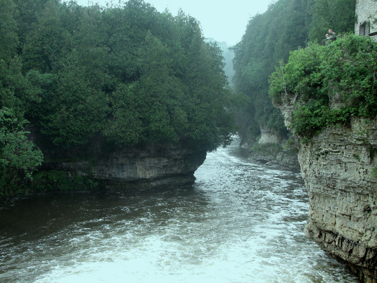 Canada Ontario Photos :: Nature :: Elora Gorge