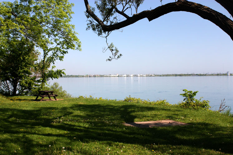 Canada Ontario Photos :: Fort Erie :: Fort Erie - lake Erie