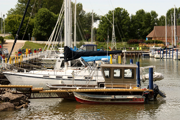 Canada Ontario Photos :: Kincardine :: Kincardine. Local marina