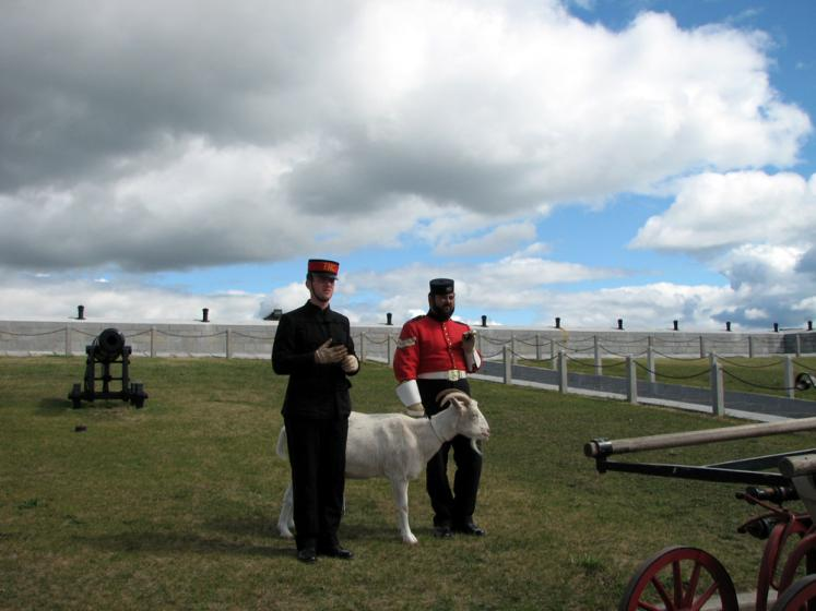 Canada Ontario Photos :: Kingston - Fort Henry :: Kingston. Fort Henry