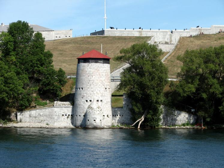 World Travel Photos :: Landmarks around the world :: Kingston. Fort Henry