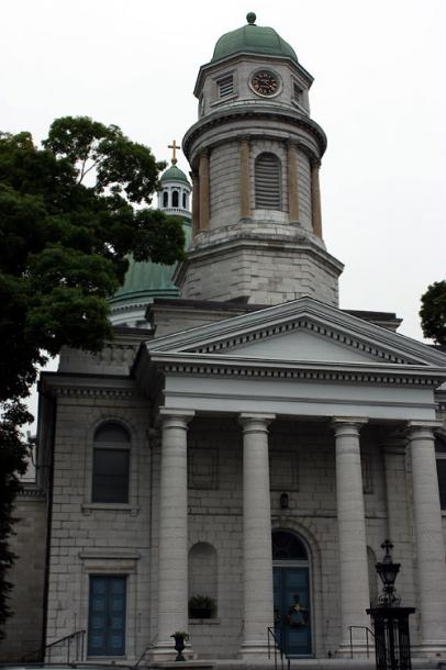 Canada Ontario Photos :: Kingston :: Kingston - a church