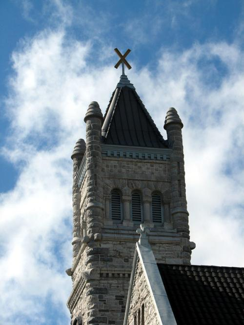 World Travel Photos :: Religious buildings :: Kingston. St. Andrews Presbyterian Church