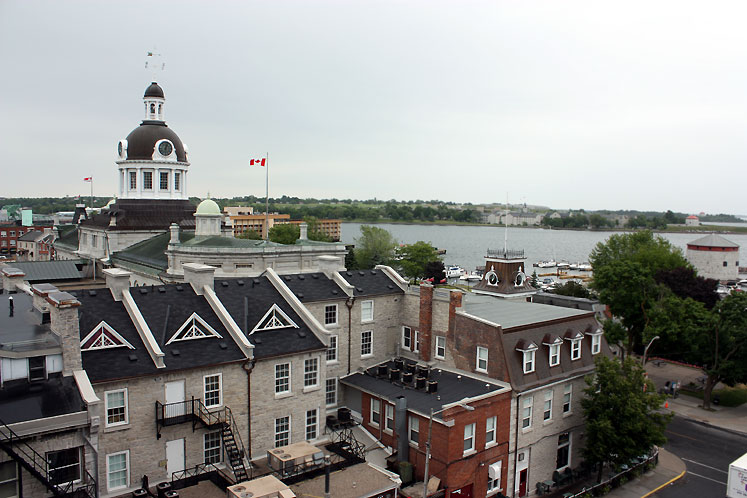 Canada Ontario Photos :: Kingston :: Kingston - a downtown