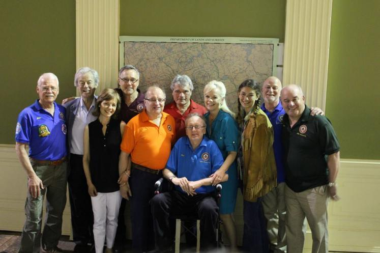 Canada Ontario Photos :: Kleinburg :: The Forest Rangers Reunion 2013