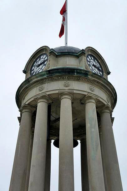 Canada Ontario Photos :: Kitchener :: Bell Tower Victoria Park Kitchener