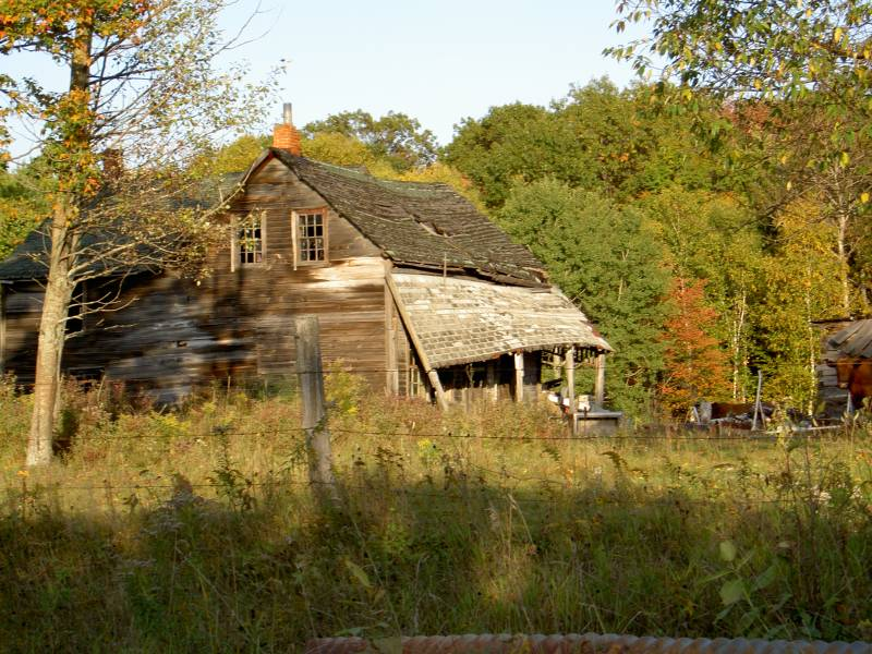 Canada Ontario Photos :: Clay :: Bessemer (Ghost town)