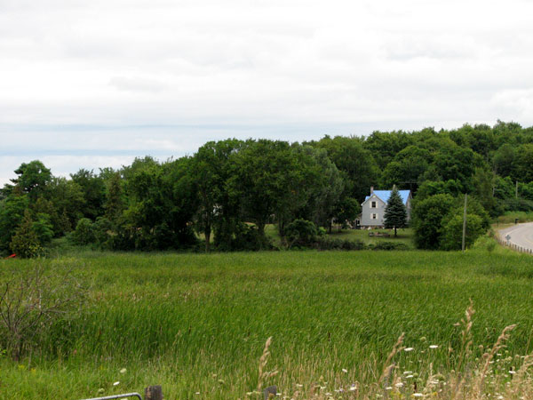 World Travel Photos :: Countryside :: Ontario. Countryside (near Frontenak Provincial Park)