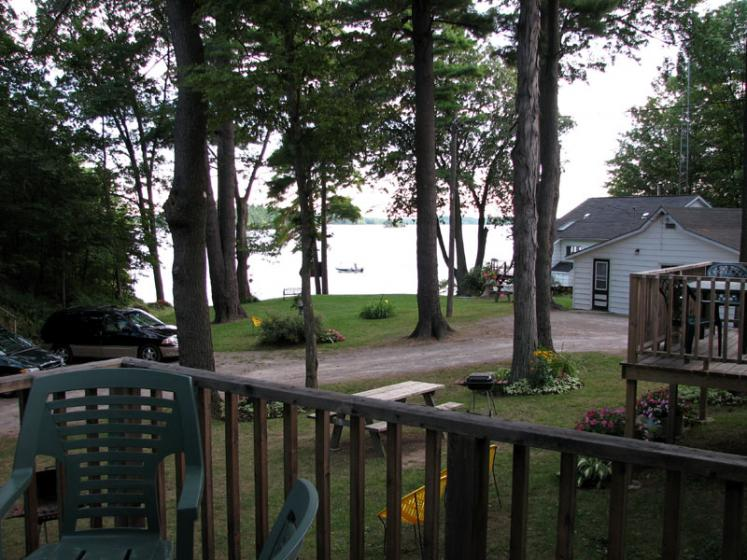 Canada Ontario Photos :: Cranberry Lake :: Ontario. Cranberry Lake Cottages