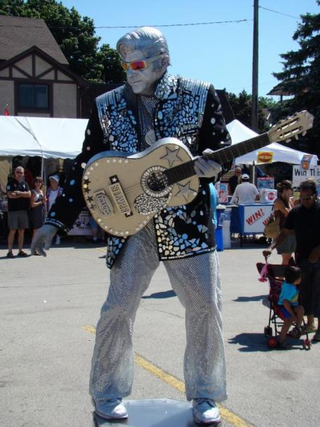Canada Ontario Photos :: Collingwood :: Elvis Festival Collingwood