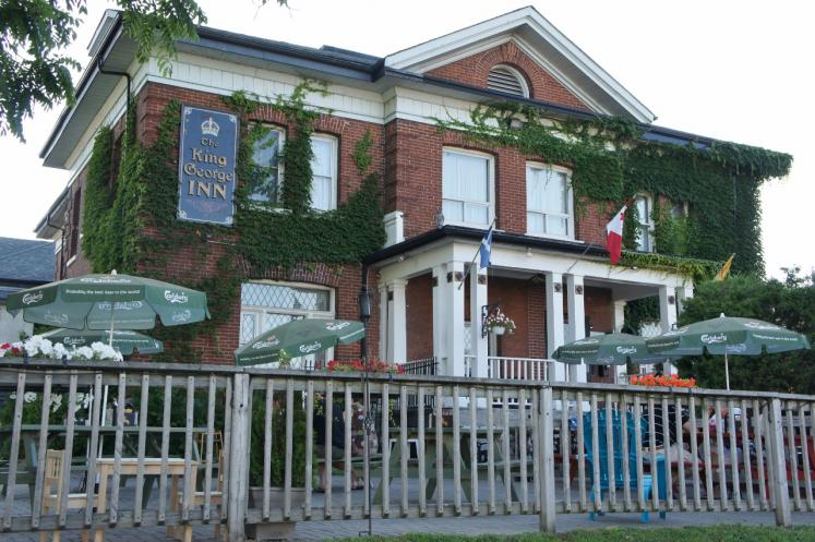 Canada Ontario Photos :: Cobourg :: King George Inn Cobourg