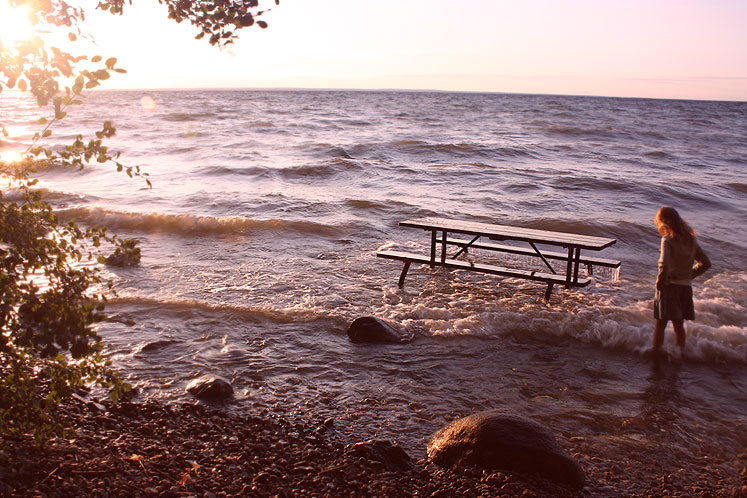 Canada Ontario Photos :: Misc :: Lake Simcoe
