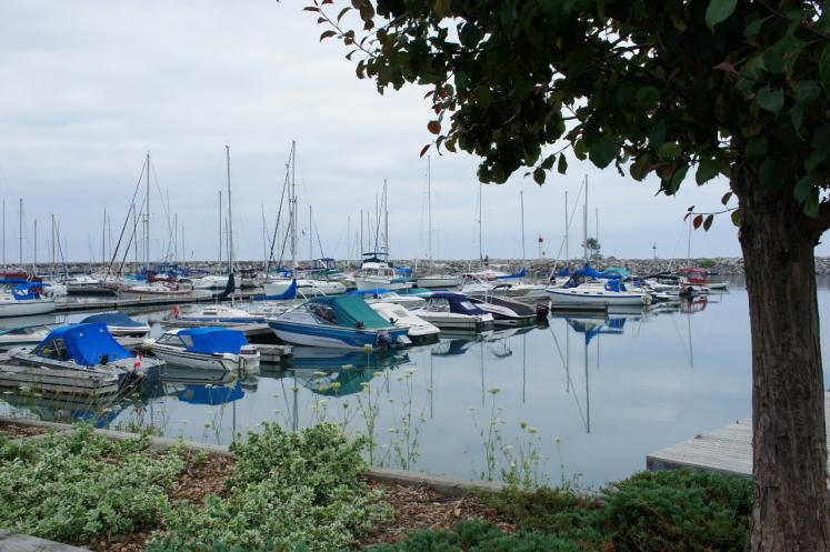 Canada Ontario Photos :: Misc :: Meaford Harbour Marina