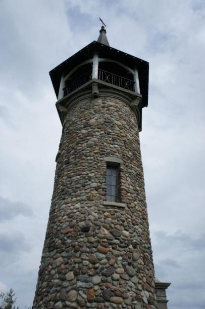 Canada Ontario Photos :: Kitchener :: Pioneer Memorial Tower National Historic Site built in 1926 Kitchener