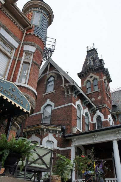 Canada Ontario Photos :: Misc :: Brockville Victoria Inn built in 1880´s