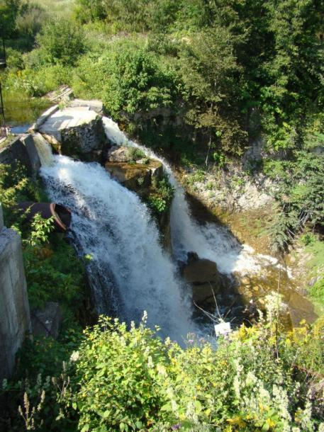 World Travel Photos :: Waterfalls :: Ontario. Walter´s Falls