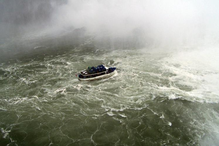Canada Ontario Photos :: Maid of the Mist ::