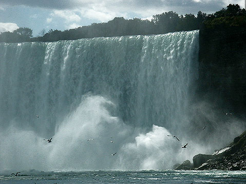Canada Ontario Photos :: RomKri :: Niagara Falls. Part of the Horseshoe