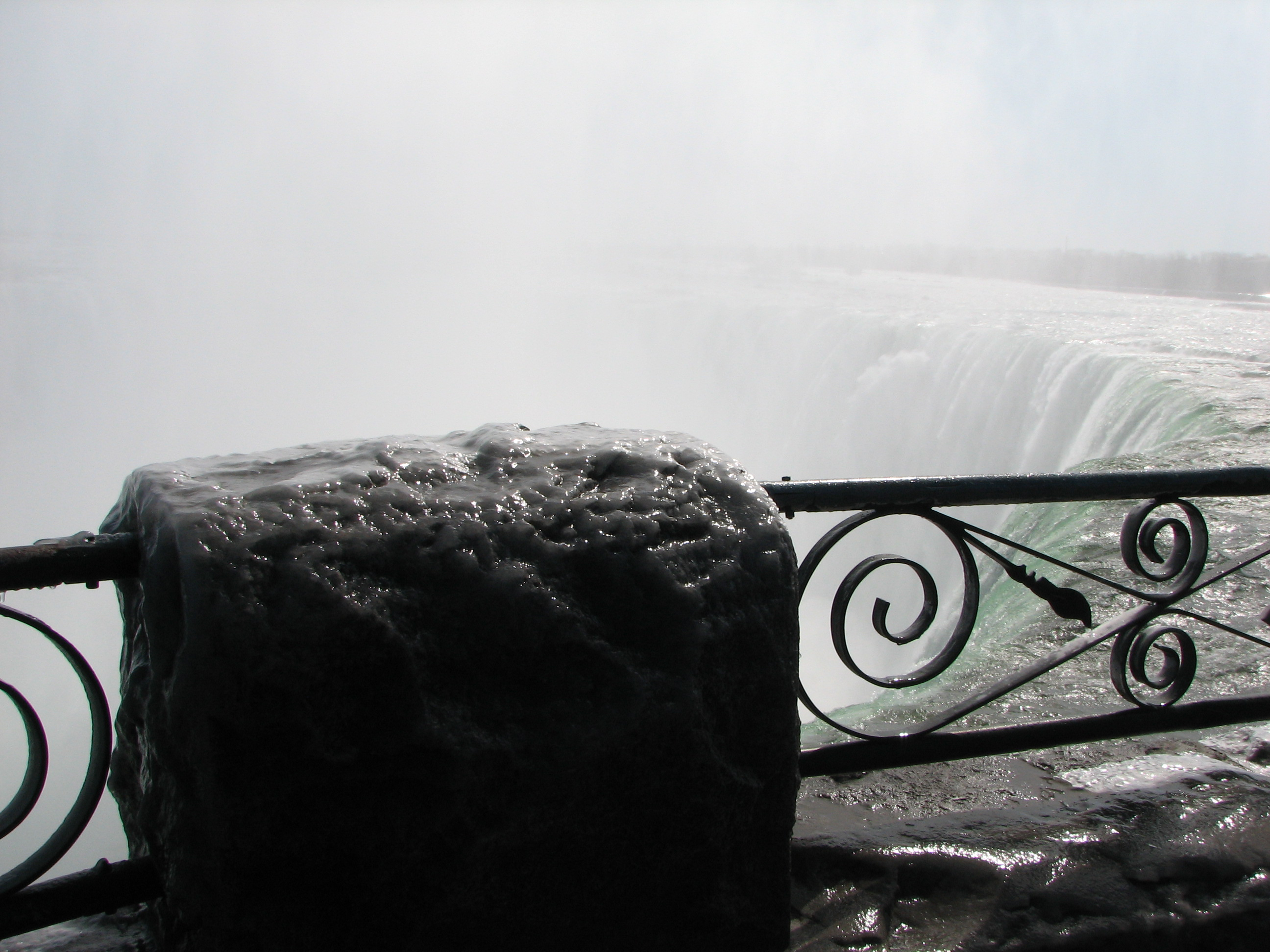 Canada Ontario Photos :: Haim :: Niagara Falls, winter
