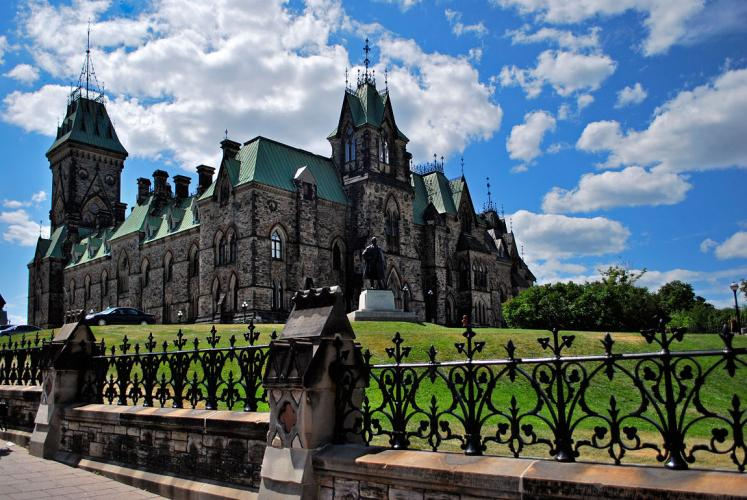 Canada Ontario Photos :: Alex-Yakon :: Ottawa. Parliament building