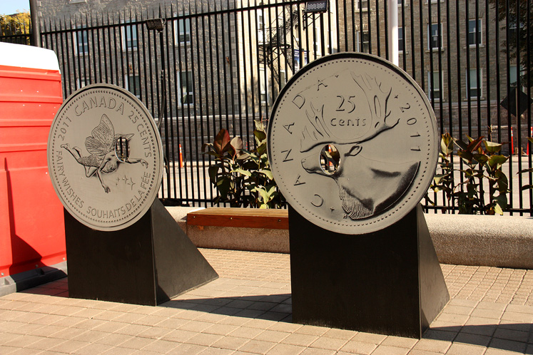 Canada Ontario Photos :: Ottawa :: Ottawa. Royal Canadian Mint