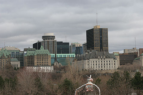 Canada Ontario Photos :: RomKri :: Ottawa. View of the city