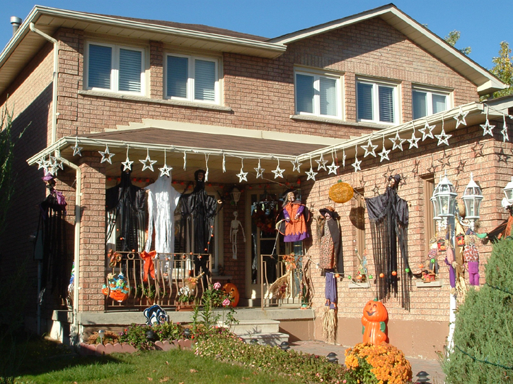 Canada Ontario Photos :: Halloween  :: Halloween in Richmond Hill