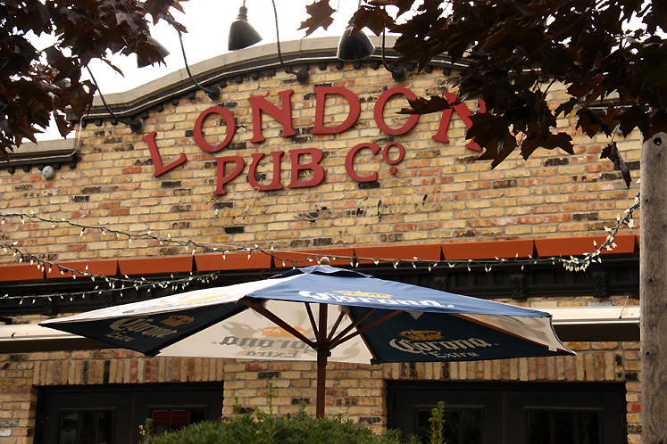 Canada Ontario Photos :: Richmond Hill :: Richmond Hill - London Pub