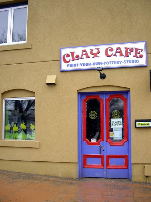 Canada Ontario Photos :: Polin :: Stratford - Clay Cafe