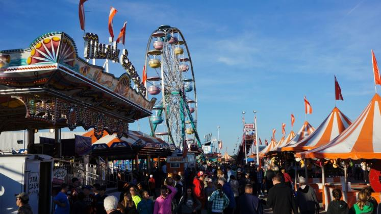 Canada Ontario Photos :: Stratford :: Stratford.  Fall Fair