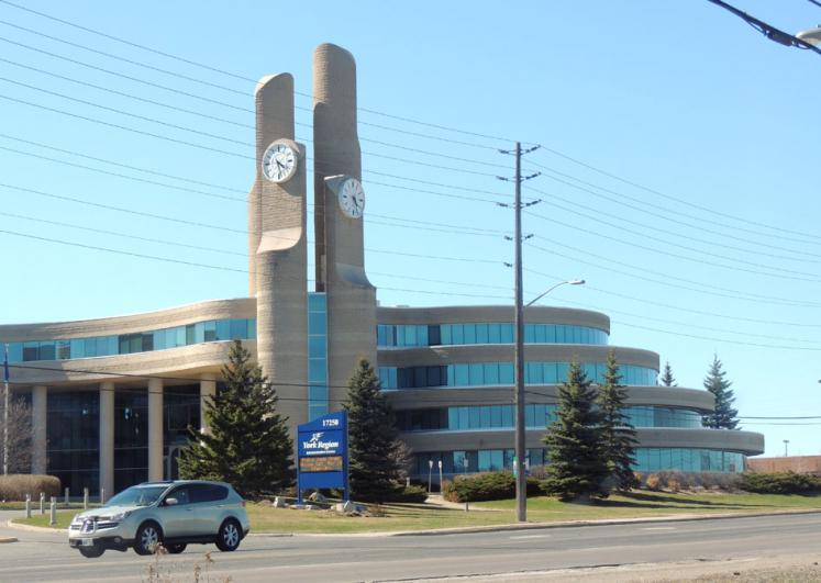Canada Ontario Photos :: Валентина :: Administrative building, Newmarket