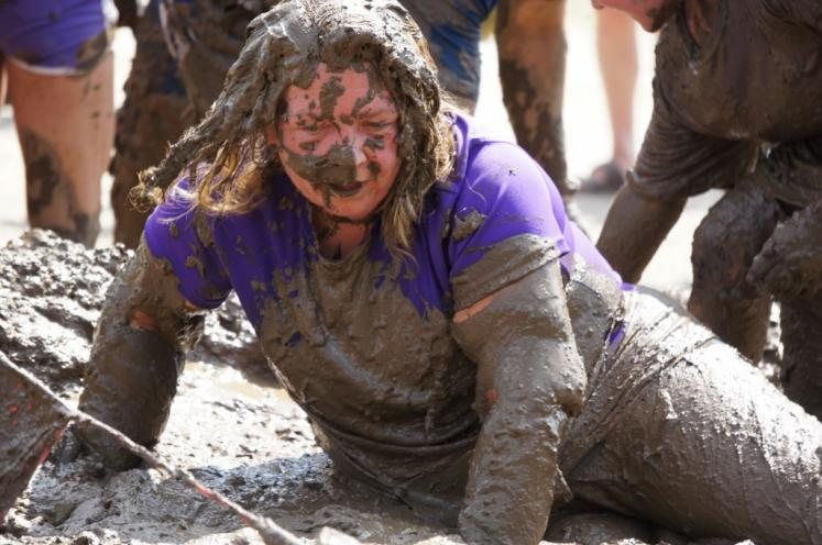 Canada Ontario Photos :: Waterloo :: Dirty Dash 2014 Bechtel Park Waterloo